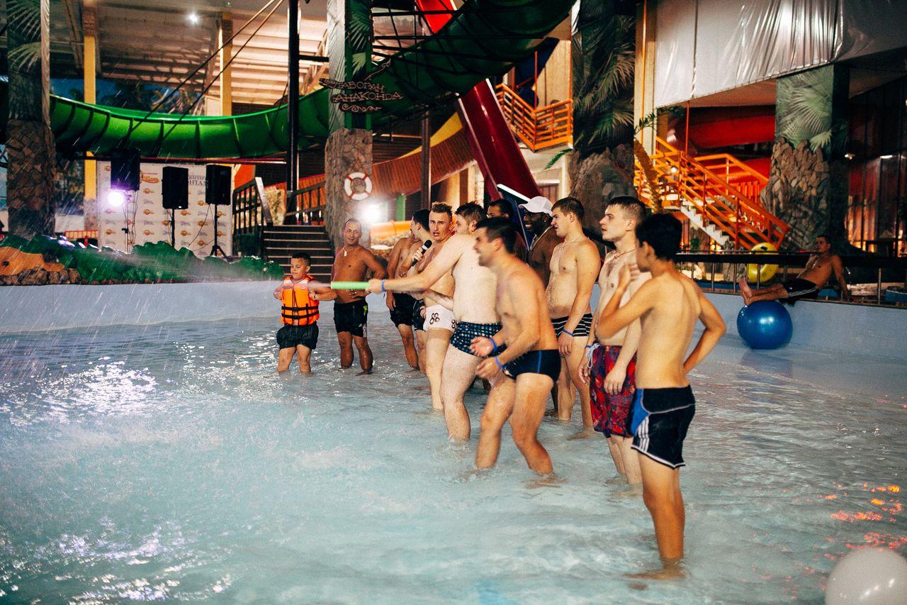 Фэнтези парк аквапарк фото