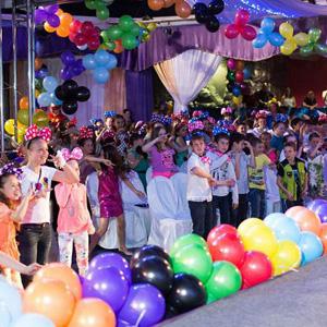 Организация выпускного из детского сада